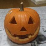 ハロウィンの主役、かぼちゃランタン(ジャック・オ・ランタン)を作ろう