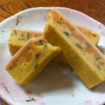 ヤマト運輸のデリバリープラス かぼちゃのチーズケーキバー