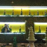 アラフィフが一人でいく、ANAインターコンチネンタル東京シャンパンバー「抹茶スイーツビュッフェ」