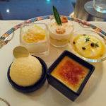 アラフィフが一人で行く ウェスティンホテル東京ザ・テラス「チーズデザートビュッフェ」