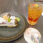 文豪とアルケミスト×カフェコムサのコラボケーキと東京国立博物館ミュージアムシアター「VR刀剣」に行ってきました