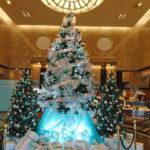 アラフィフが一人でいく、ニューオータニ幕張・スイーツ&サンドイッチビュッフェ-フロマージュ&ストロベリークリスマス