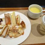 東京八重洲地下街 サンドッグイン神戸屋のパン食べ放題ランチビュッフェに行ってきました