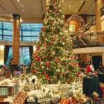 アラフィフ一人でウェスティン東京、ザ・テラスのクリスマスデザートビュッフェに行ってきました